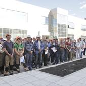 Коллектив АО МПП «Волгостальмонтаж» отметил профессиональный праздник - День строителя...