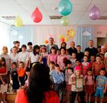 Посещение социально-реабилитационного центра для несове...